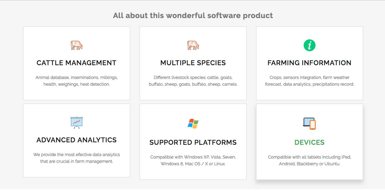 Offline and Online Web System – Jaguza Farm